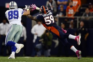 Denver Broncos vs Dallas Cowboys, NFL